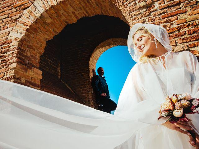 Il matrimonio di Alessio e Floriana a Comacchio, Ferrara 53
