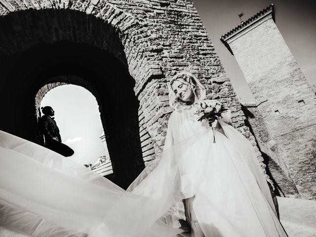 Il matrimonio di Alessio e Floriana a Comacchio, Ferrara 54