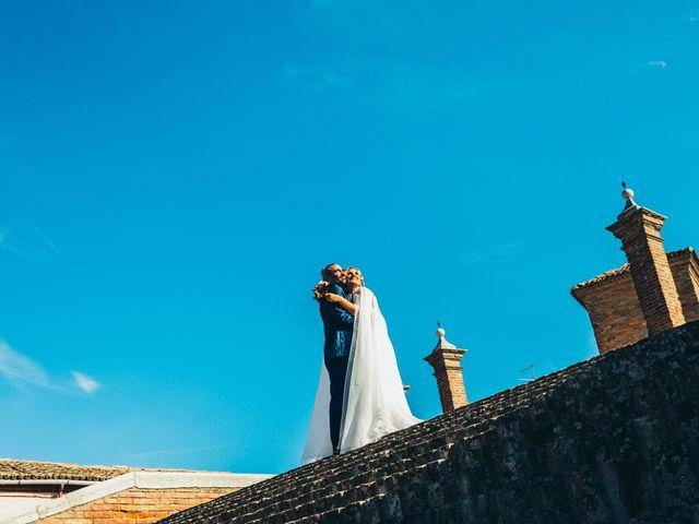 Il matrimonio di Alessio e Floriana a Comacchio, Ferrara 55