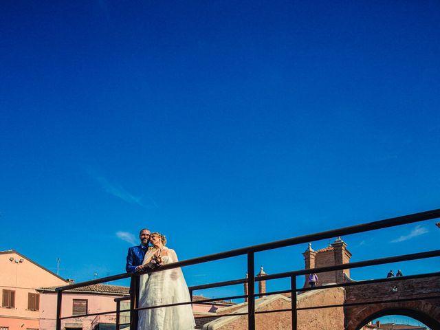 Il matrimonio di Alessio e Floriana a Comacchio, Ferrara 56