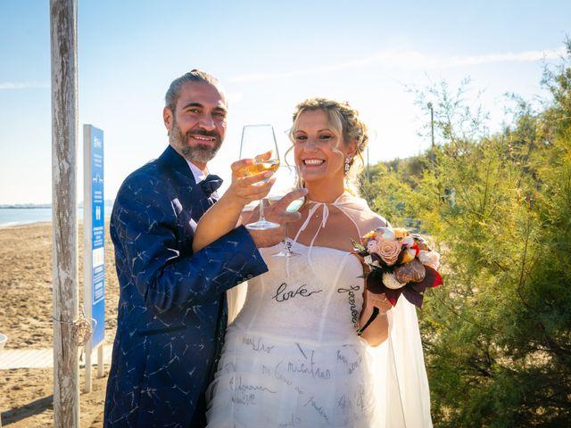 Il matrimonio di Alessio e Floriana a Comacchio, Ferrara 57
