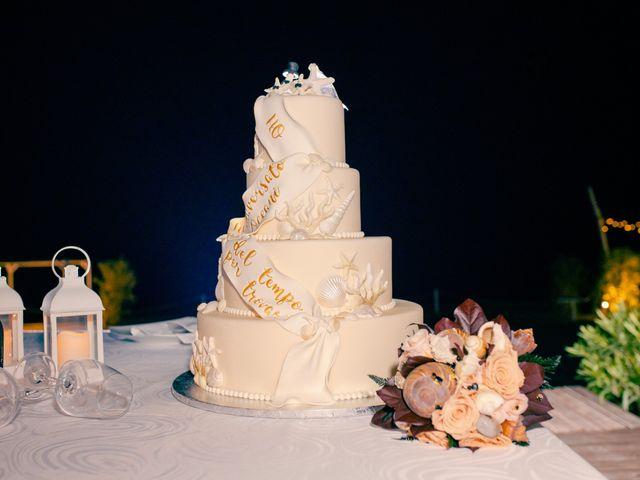 Il matrimonio di Alessio e Floriana a Comacchio, Ferrara 87