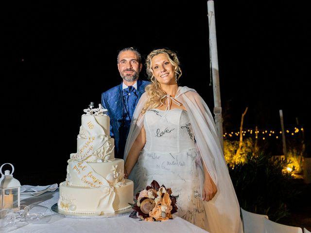 Il matrimonio di Alessio e Floriana a Comacchio, Ferrara 88