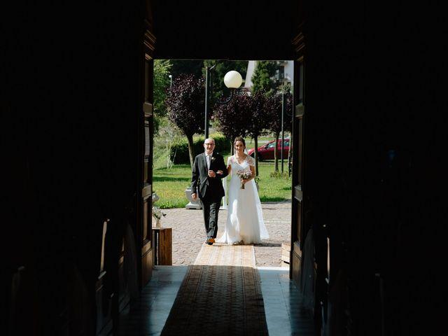 Il matrimonio di Alessandro e Elisabetta a Selvino, Bergamo 35