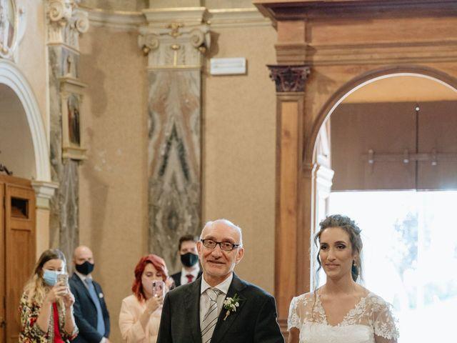 Il matrimonio di Alessandro e Elisabetta a Selvino, Bergamo 36