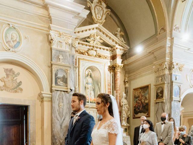 Il matrimonio di Alessandro e Elisabetta a Selvino, Bergamo 37