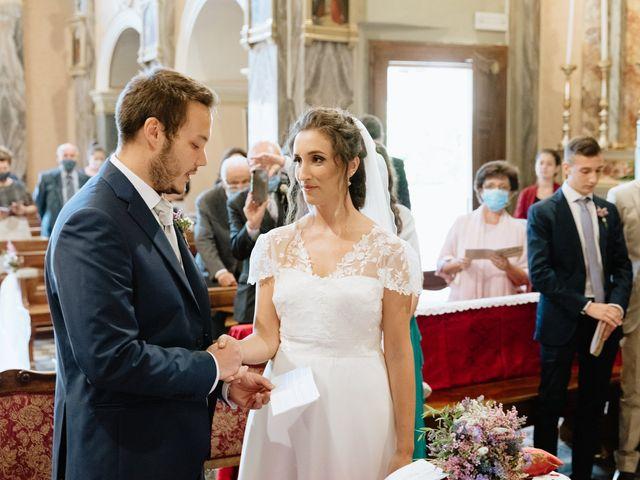 Il matrimonio di Alessandro e Elisabetta a Selvino, Bergamo 39