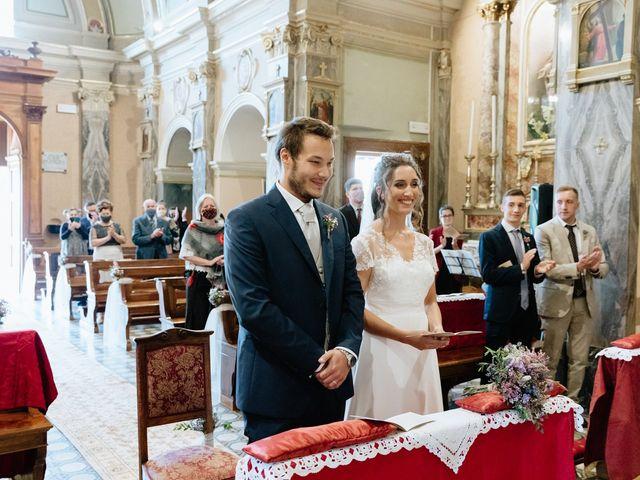 Il matrimonio di Alessandro e Elisabetta a Selvino, Bergamo 41