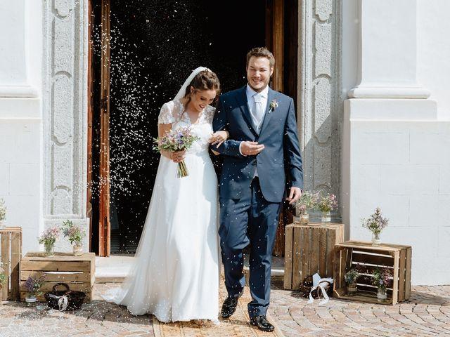 Il matrimonio di Alessandro e Elisabetta a Selvino, Bergamo 44