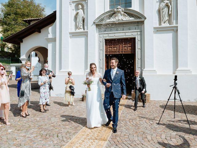 Il matrimonio di Alessandro e Elisabetta a Selvino, Bergamo 46