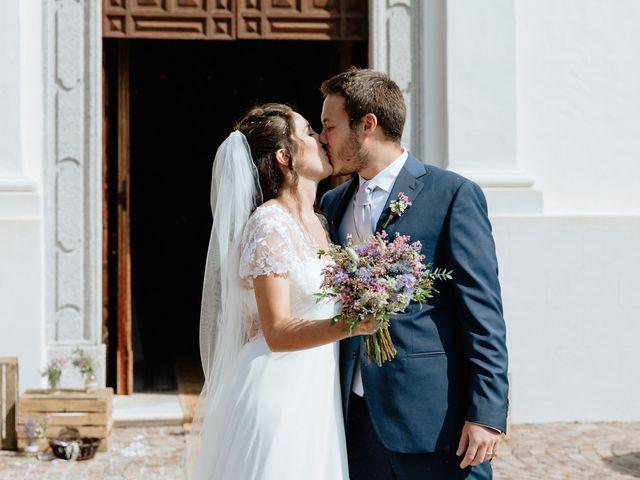 Il matrimonio di Alessandro e Elisabetta a Selvino, Bergamo 47