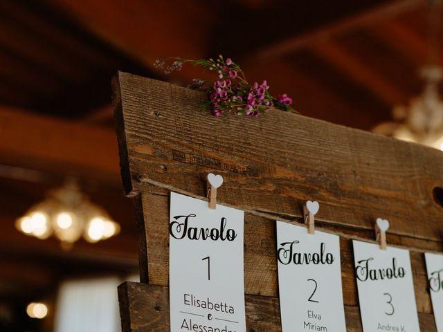 Il matrimonio di Alessandro e Elisabetta a Selvino, Bergamo 64