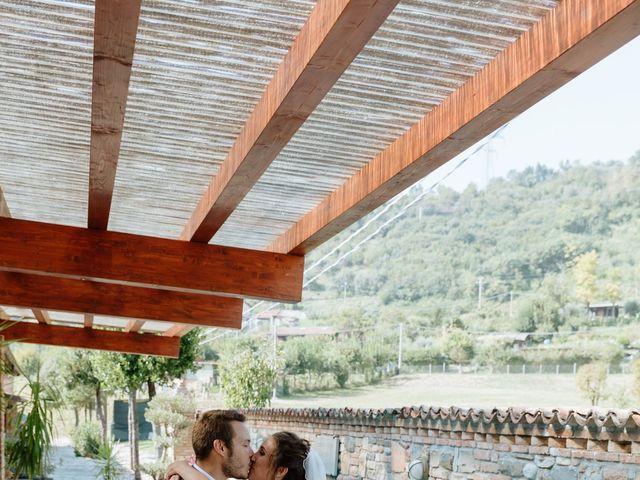 Il matrimonio di Alessandro e Elisabetta a Selvino, Bergamo 75