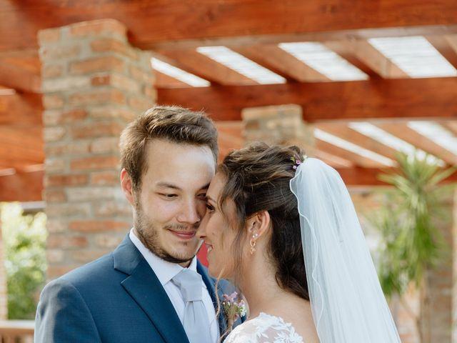 Il matrimonio di Alessandro e Elisabetta a Selvino, Bergamo 78