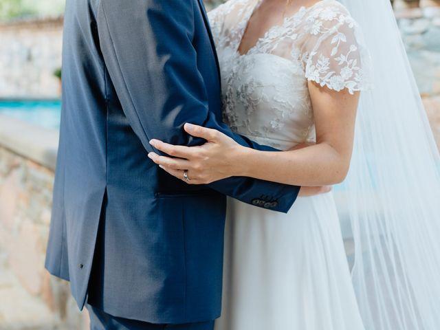 Il matrimonio di Alessandro e Elisabetta a Selvino, Bergamo 79