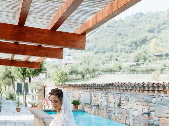 Il matrimonio di Alessandro e Elisabetta a Selvino, Bergamo 80