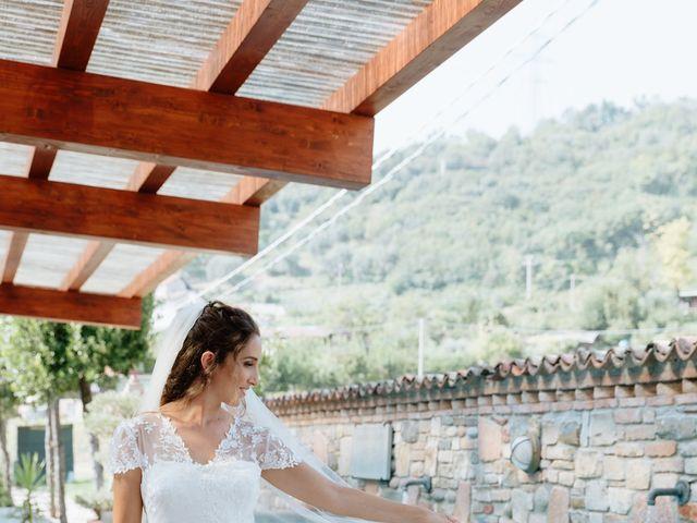 Il matrimonio di Alessandro e Elisabetta a Selvino, Bergamo 81