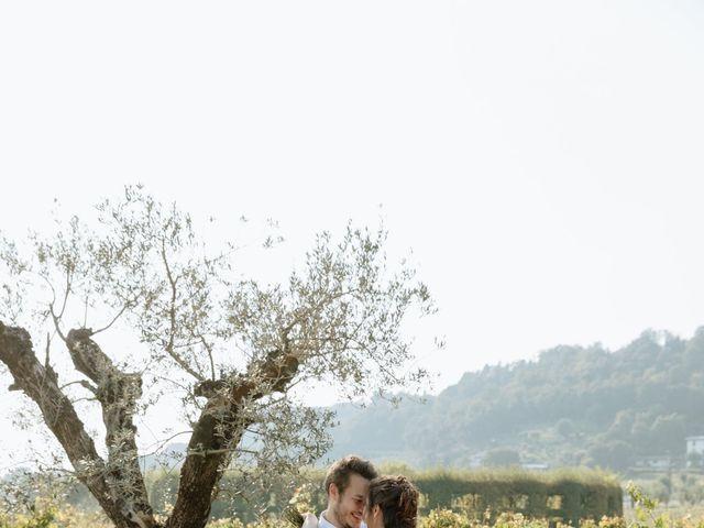 Il matrimonio di Alessandro e Elisabetta a Selvino, Bergamo 88