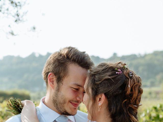 Il matrimonio di Alessandro e Elisabetta a Selvino, Bergamo 89