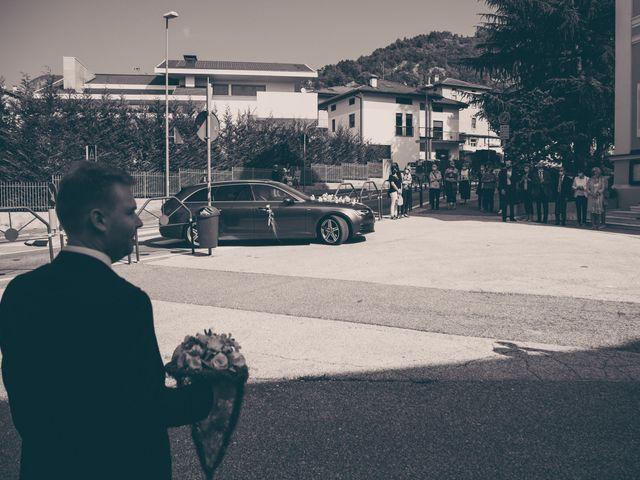 Il matrimonio di Gabriele e Elena a Trento, Trento 16