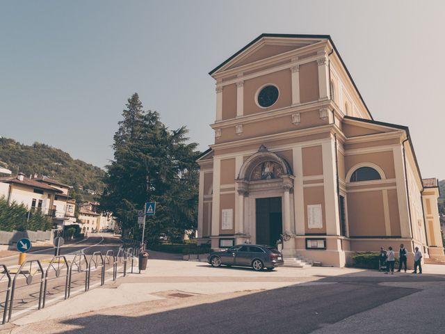 Il matrimonio di Gabriele e Elena a Trento, Trento 17