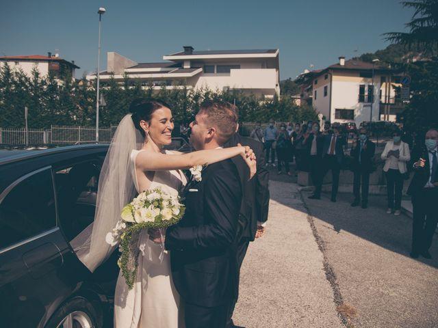 Il matrimonio di Gabriele e Elena a Trento, Trento 19