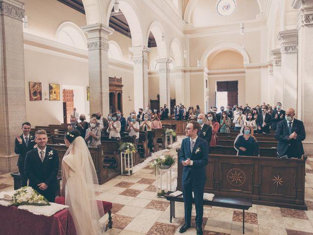 Il matrimonio di Gabriele e Elena a Trento, Trento 31