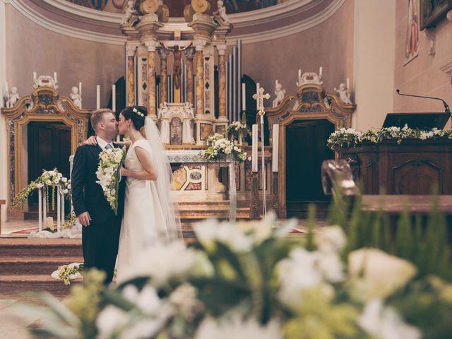 Il matrimonio di Gabriele e Elena a Trento, Trento 32