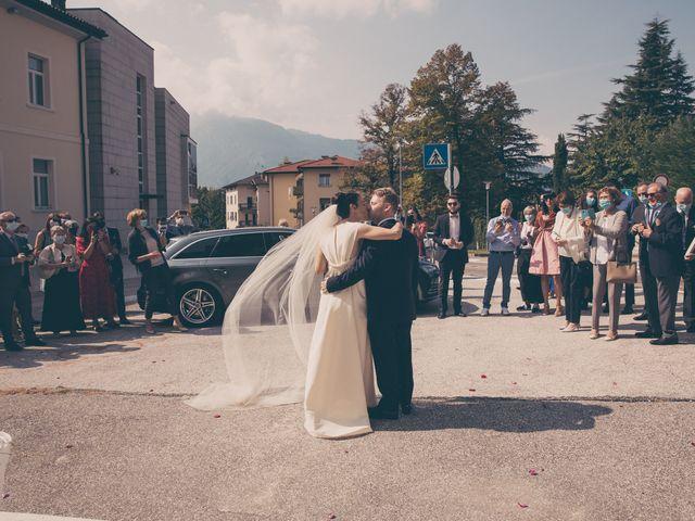 Il matrimonio di Gabriele e Elena a Trento, Trento 35