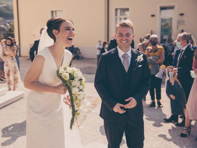 Il matrimonio di Gabriele e Elena a Trento, Trento 36