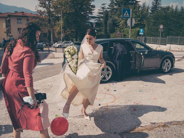 Il matrimonio di Gabriele e Elena a Trento, Trento 37