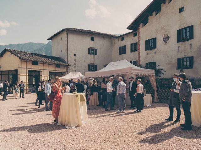 Il matrimonio di Gabriele e Elena a Trento, Trento 38