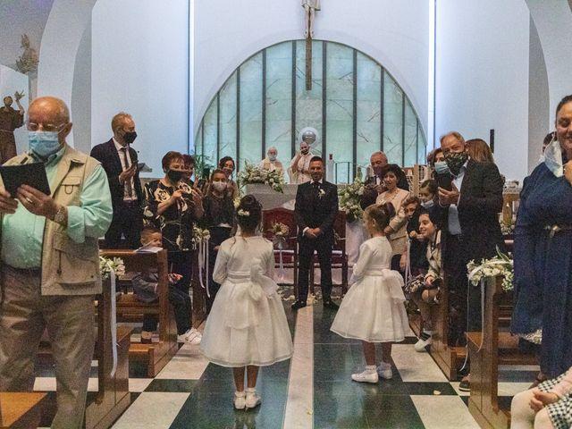 Il matrimonio di Stefania e Salvatore a Cremona, Cremona 55