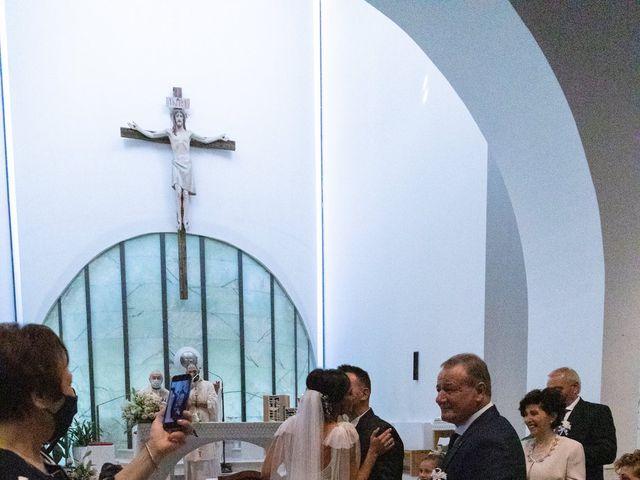 Il matrimonio di Stefania e Salvatore a Cremona, Cremona 57