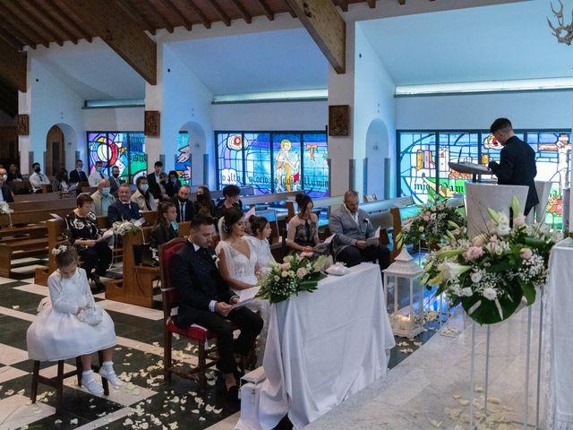 Il matrimonio di Stefania e Salvatore a Cremona, Cremona 62
