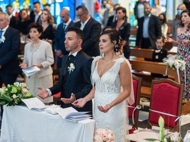Il matrimonio di Stefania e Salvatore a Cremona, Cremona 76