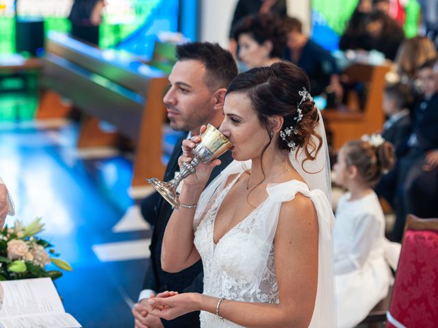 Il matrimonio di Stefania e Salvatore a Cremona, Cremona 79