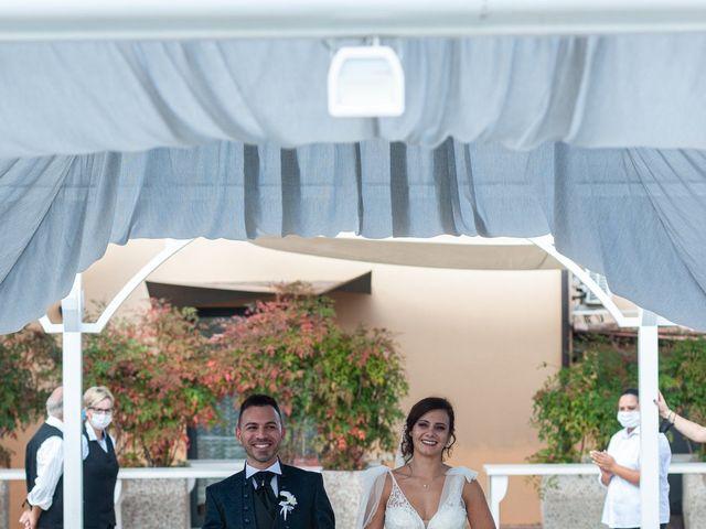 Il matrimonio di Stefania e Salvatore a Cremona, Cremona 102