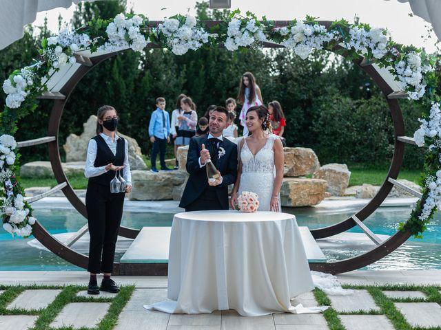 Il matrimonio di Stefania e Salvatore a Cremona, Cremona 103