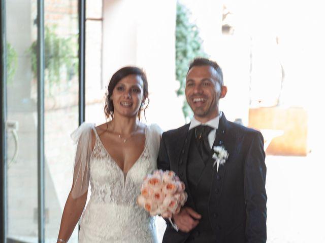 Il matrimonio di Stefania e Salvatore a Cremona, Cremona 107
