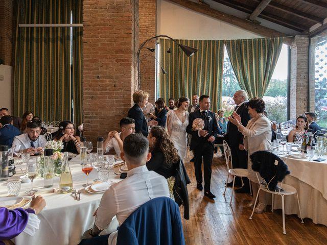 Il matrimonio di Stefania e Salvatore a Cremona, Cremona 108