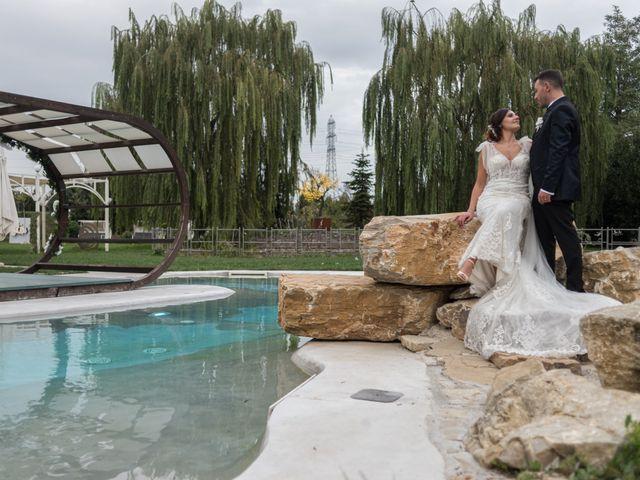Il matrimonio di Stefania e Salvatore a Cremona, Cremona 111