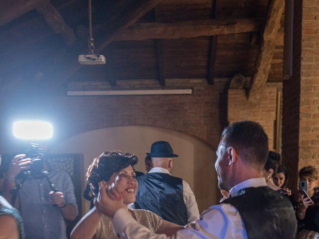 Il matrimonio di Stefania e Salvatore a Cremona, Cremona 139