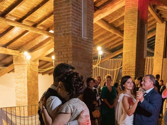 Il matrimonio di Stefania e Salvatore a Cremona, Cremona 140
