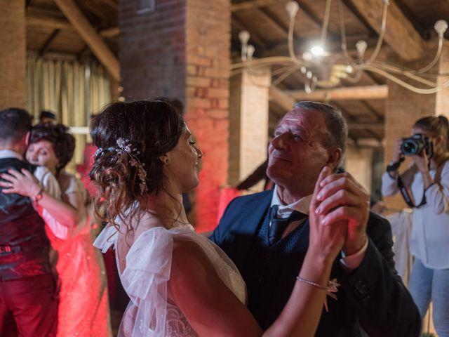 Il matrimonio di Stefania e Salvatore a Cremona, Cremona 141