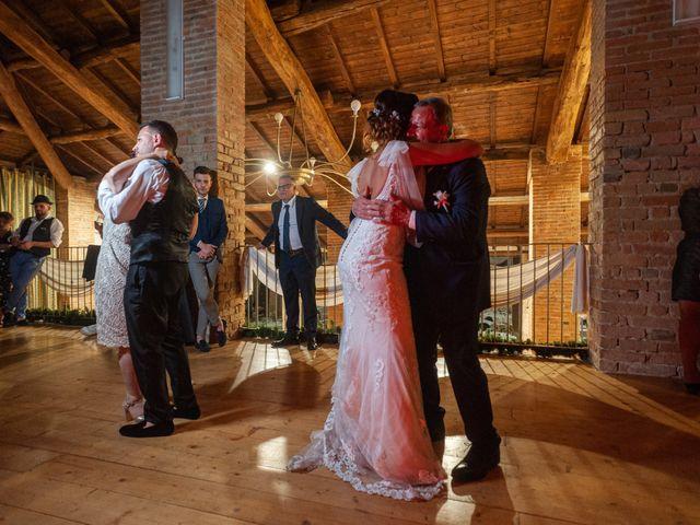 Il matrimonio di Stefania e Salvatore a Cremona, Cremona 144
