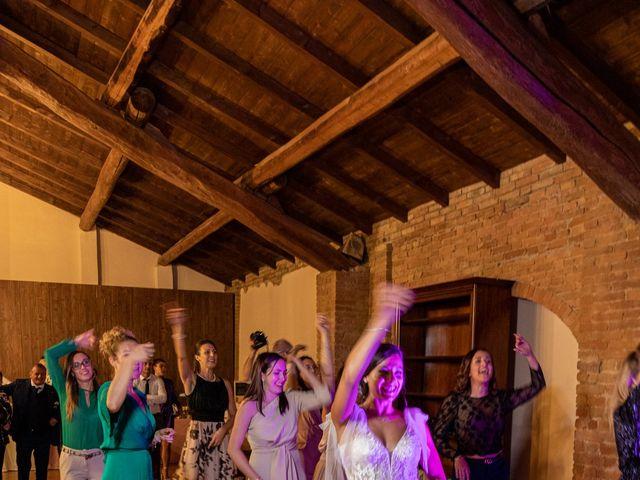 Il matrimonio di Stefania e Salvatore a Cremona, Cremona 149
