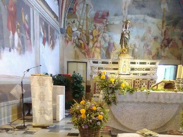 Il matrimonio di Simone e Linda a Rapallo, Genova 3