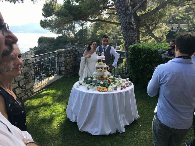 Il matrimonio di Simone e Linda a Rapallo, Genova 12