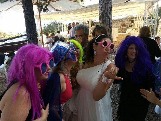 Il matrimonio di Simone e Linda a Rapallo, Genova 1